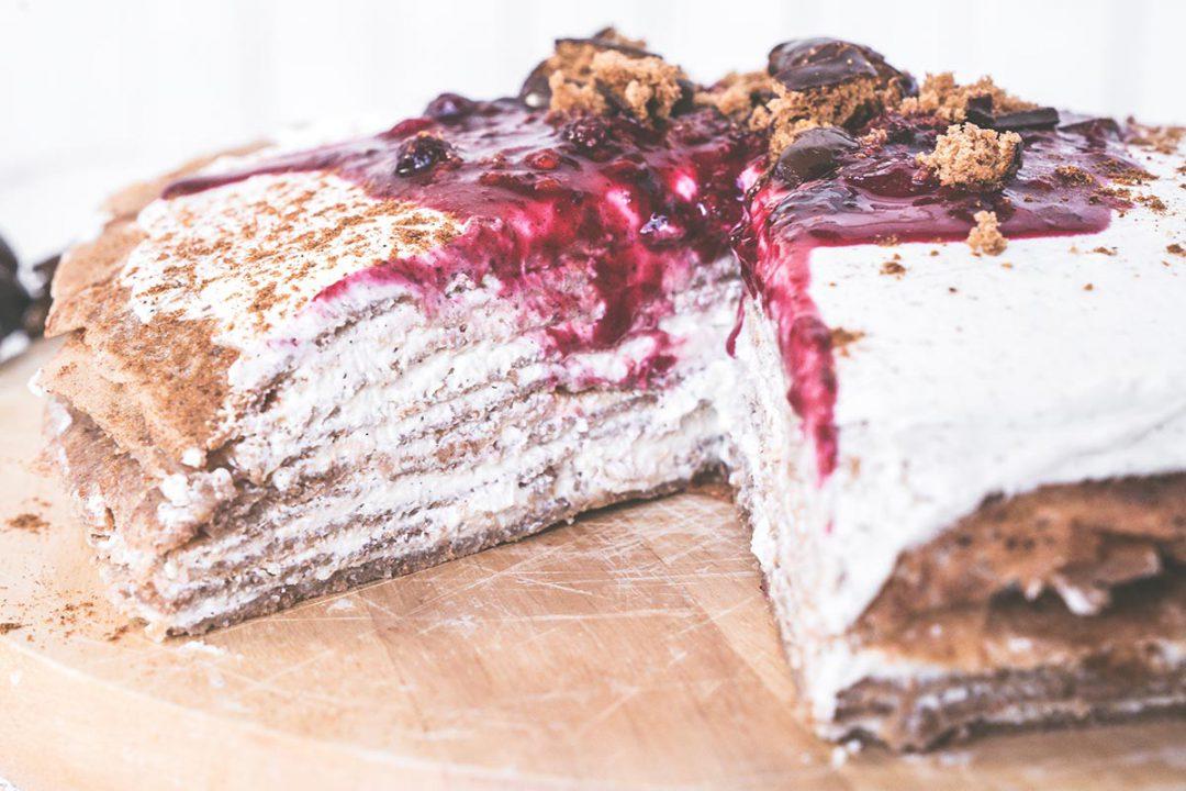 Gesunde Torte Bodykiss