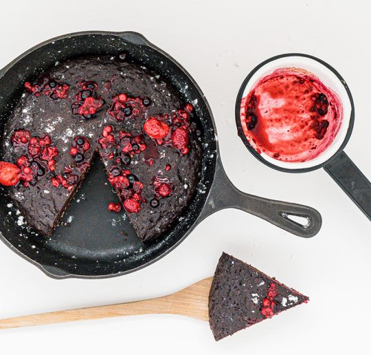 Frühstückskuchen Blog