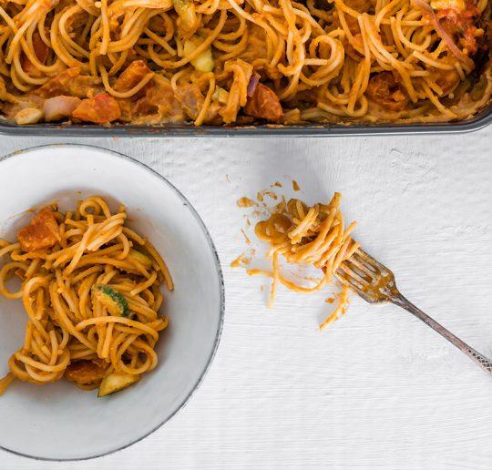 Spaghetti Blog