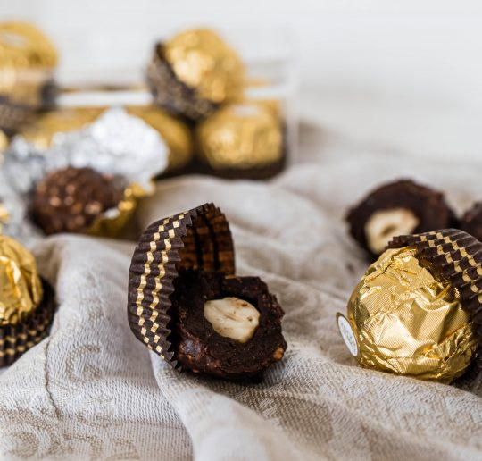 Rocher Blog