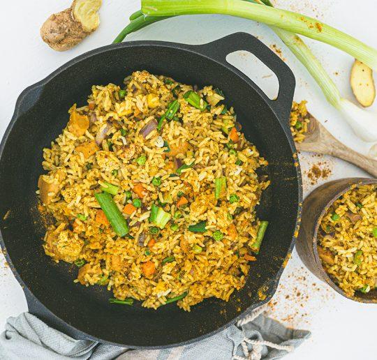 curry Blog